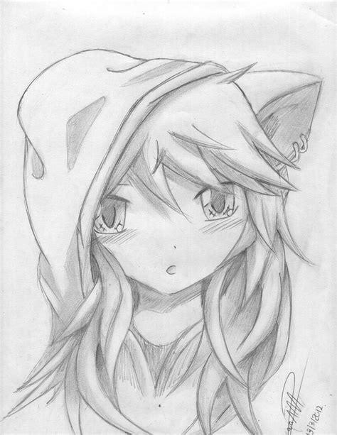 imagenes de nekos kawaii para dibujar neko chan by paburaziga on deviantart