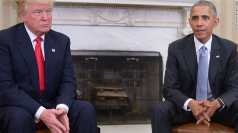trump white house redecorating barack obama urges americans to give donald trump a chance