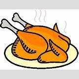 Cartoon Cooked Turkey | 340 x 259 gif 5kB