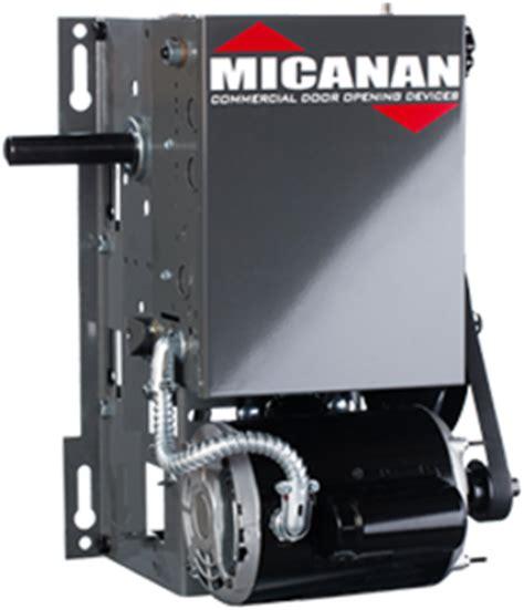 micanan pro j commercial industrial heavy duty garage door