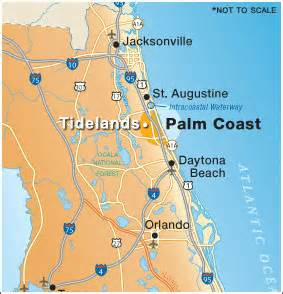 location of tidelands a florida planned waterfront