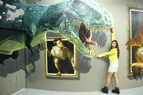 interactive painting 3d museum in philippines lets you become a part of