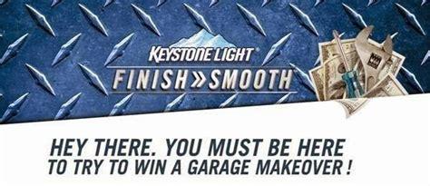 Keystone Light Sweepstakes - keystone light finish smooth sweepstakes sweepstakesbible