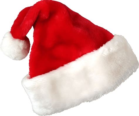 hat santa claus christmas transparent png stickpng