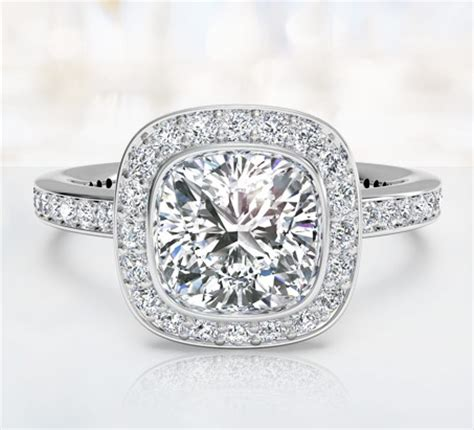 Wedding Ring Halo by Halo Engagement Rings Ritani