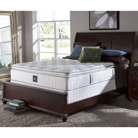 rooms to go mattress warranty serta benson mattress serta sleeper luminous top mattress and foundation