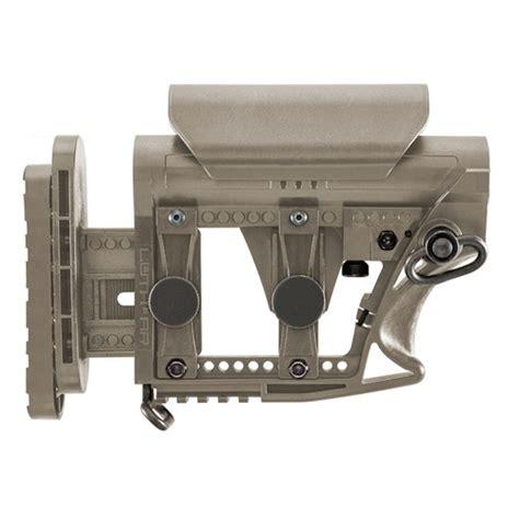 Luth Ar Mba 3 Carbine Stock by Luth Ar Ar 15 Modular Carbine Buttstock Assembly Mba 3 Fde