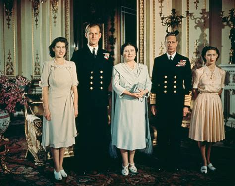 elizabeth and philip a royal books the crown netflix how did king george vi die a look back