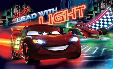 nieuwe film cars 3 disney cars lightning mcqueen bernoulli fototapet tapet