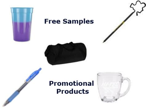 Free Promotional Giveaways - promotional products free sles