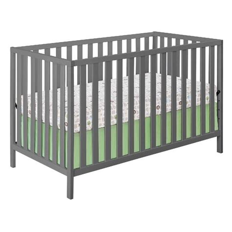Cosco Baby Crib Crib In Soft Gray 5882296pcom