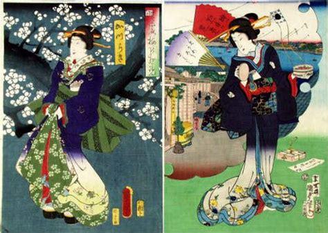 imagenes antiguas japonesas dise 241 os japoneses