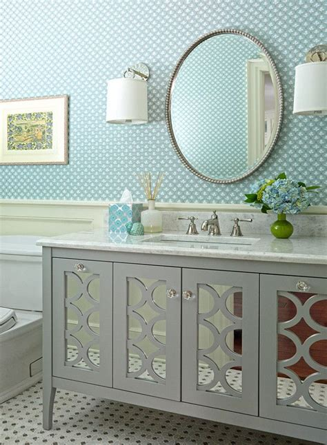 Inspiring Best 25 Black Bathroom Vanities Ideas On Mirrored Bathroom Vanity Cabinet