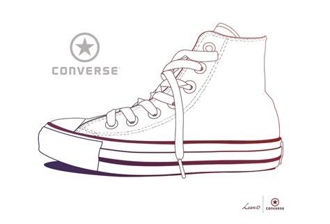 imagenes en blanco y negro trackid sp 006 zapatillas converse vector zapatillas de deporte de la