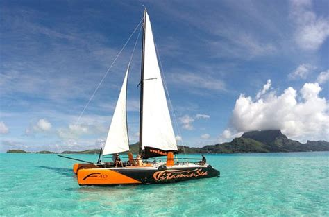 catamaran sailing in bora bora the 15 best things to do in vaitape 2018 with photos