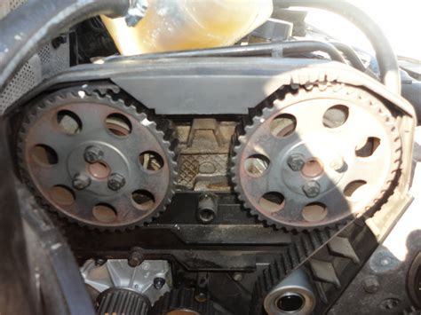 awd  step timing belt replacement   volvo forums