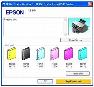 Tinta Printer L Series Light Magenta Lm maintenance and transportation