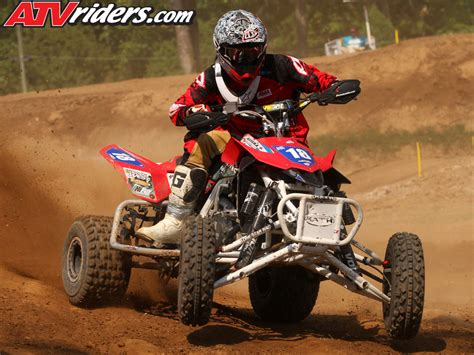 how to be a pro motocross rider yoshimura atv rider grant is the 2010 rookie of the