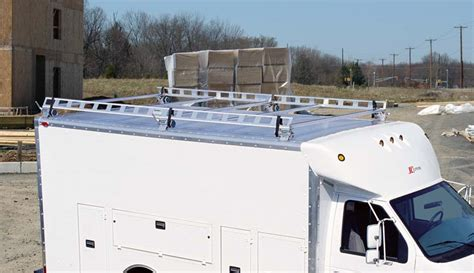 Box Truck Rack System by Enclosed Ladder Racks Contractor Rig For Enclosed Trucks Box Trucks System One