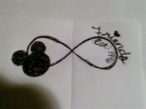 what color represents friendship a draft of my friendship for mickey
