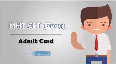 Mba Cet 2017 Admit Card by Mht Cet 2018 Admit Card How To Ticket