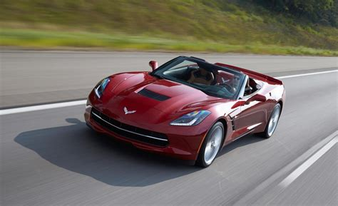 2015 corvette stingray car and driver