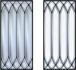 Leaded Glass Cabinet Door Inserts Cabinetglass All Your Kitchen Cabinet Stained Glass Door Inserts Preview 114