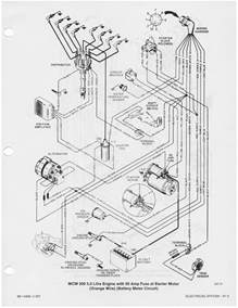 5 7 mercruiser wiring diagram get free image about