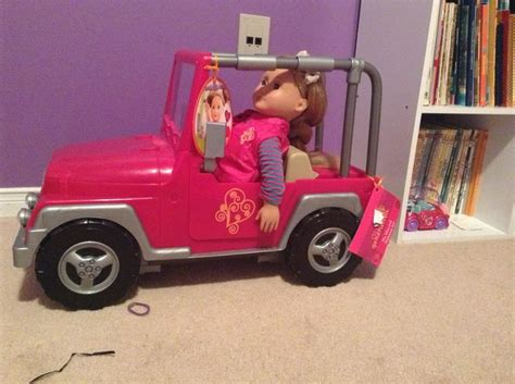 Our Generation Doll Jeep I That Jeep Our Generation Dolls
