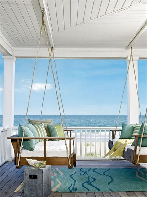 luxury porch swings luxury porch swing beach house design homes where to