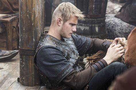 the gallery for gt vikings bjorn haircut photos and clips for vikings season 2 episode 8 boneless