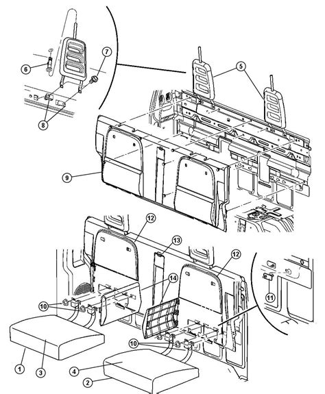 free download parts manuals 2003 dodge dakota seat position control rear seat extended cab