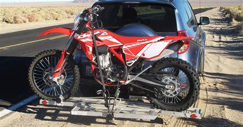 motocross bike rack dirt bike trailer hitch carrier carburetor gallery