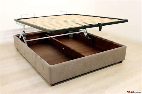 letto contenitore senza testiera letto contenitore matrimoniale senza testata vama divani