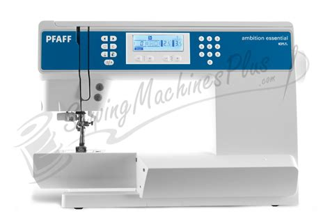 Pfaff Quilting Machines by Pfaff Ambition Essential Sewing And Quilting Machine