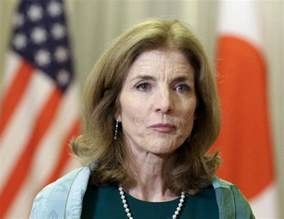 caroline kennedy watchdog us ambassador kennedy used private email breitbart