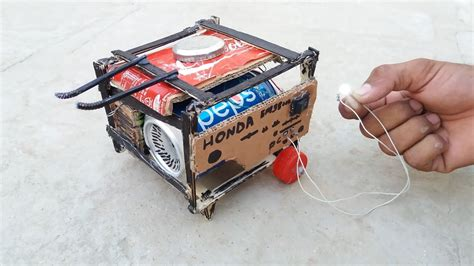 how to make a l cordless wow how to make a generator at home with cardboard