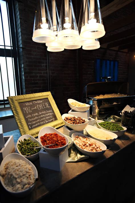 wedding menu stations 01 19 diy wedding food drink stations diy weddings magazine
