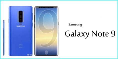 Harga Samsung Note 8 Terbaru 2018 harga samsung galaxy note 9 terbaru 2018 dan spesifikasi