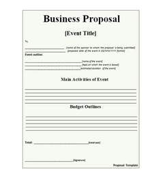 Business Plan Template Social Enterprise by 36 Free Business Templates Letter