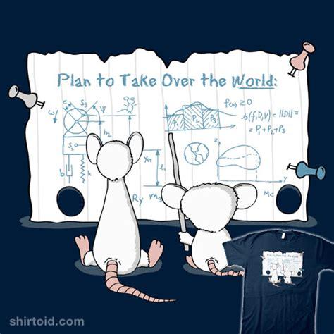 take over take over the world shirtoid