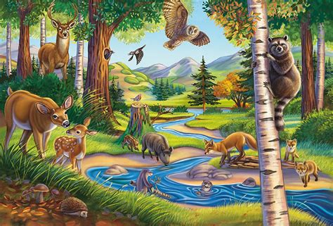 Puzzle Animal 3 jigsaw puzzles all my favorite animals schmidt spiele