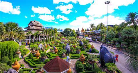 Nong Nooch Botanical Garden Pattaya Nong Nooch Tropical Botanical Garden Pattayadestination