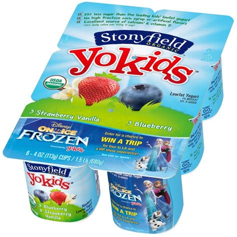 Oatbits Strawberry Yoghurt Roll Pack Of 3 Free Stonyfield Organic Yogurt Multi Packs At Kroger Become A Coupon