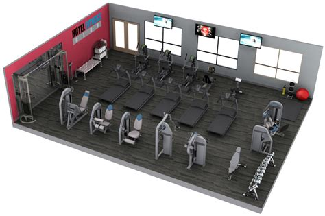 what does 500 square feet look like design brigadoon fitness