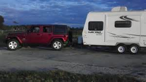 Jeep Wrangler Unlimited Towing Travel Trailer Cer Towing 2010 Vs 2012 Jkowners Jeep Wrangler