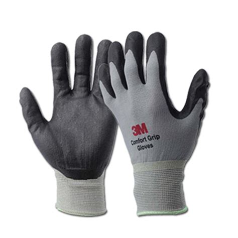 3m Kpg 12 Strong Premier Gold 3m comfort grip gloves sarung tangan safety bahan kain