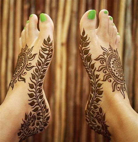 henna style foot tattoo 78 best images about cool henna designs on