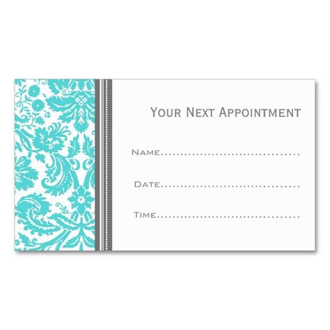 template sided appointment cards 2138 best psychology psychologist business cards images on