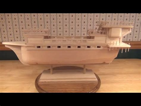 how to make a boat out of wood building a wooden pirate ship youtube